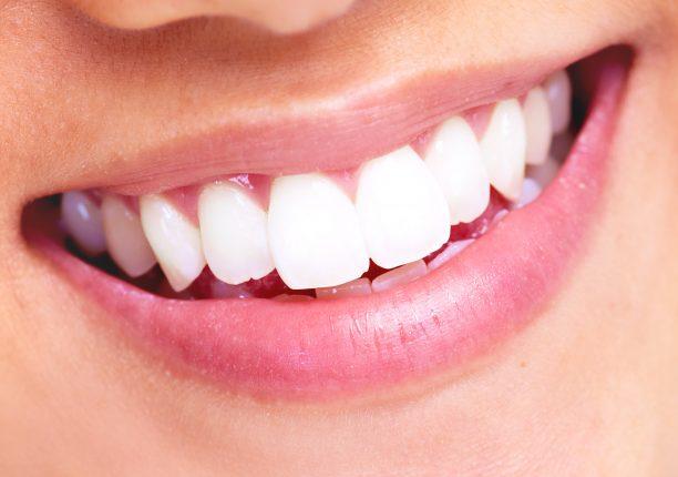 Healthy woman teeth. Dental health.