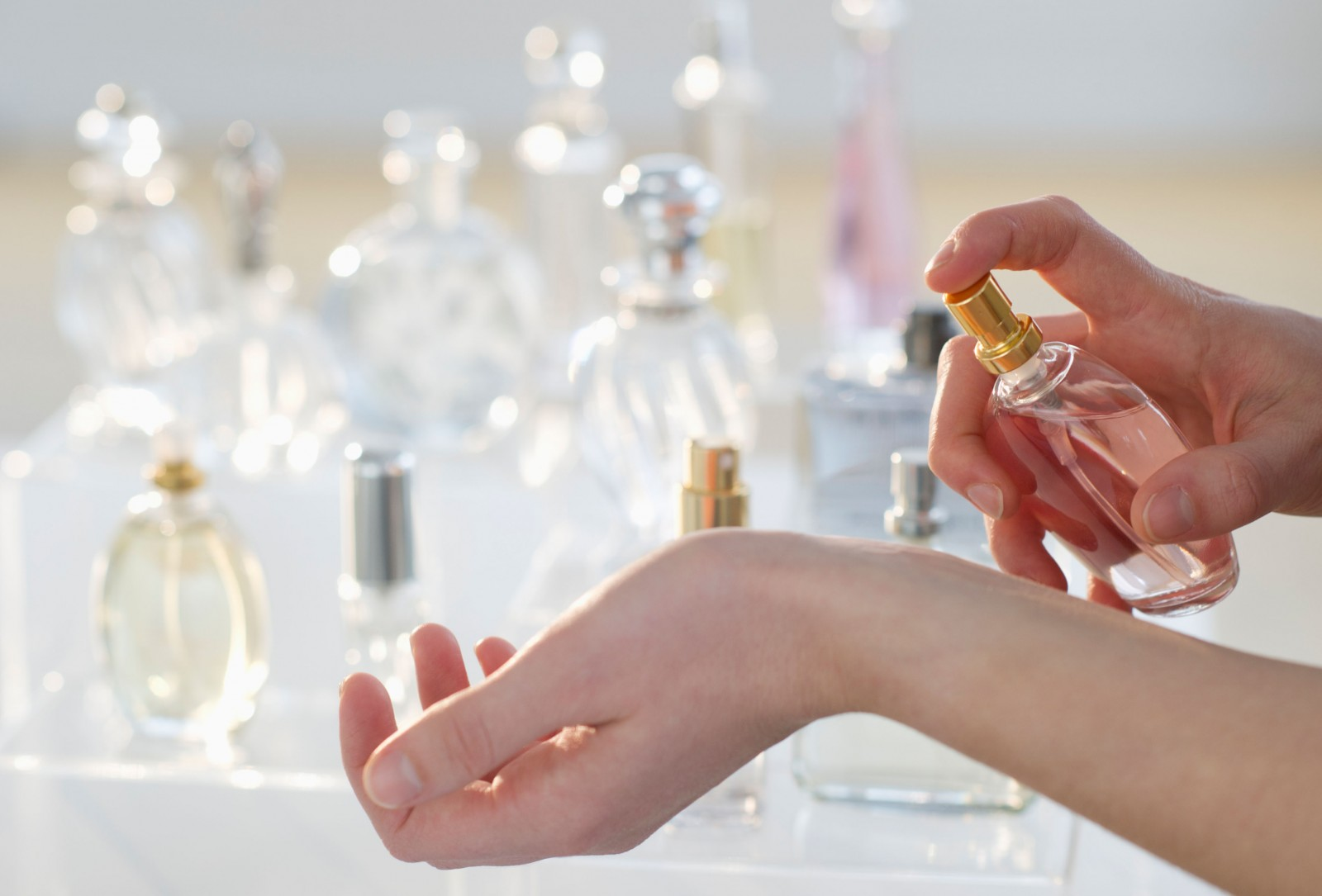 appliquer_parfum