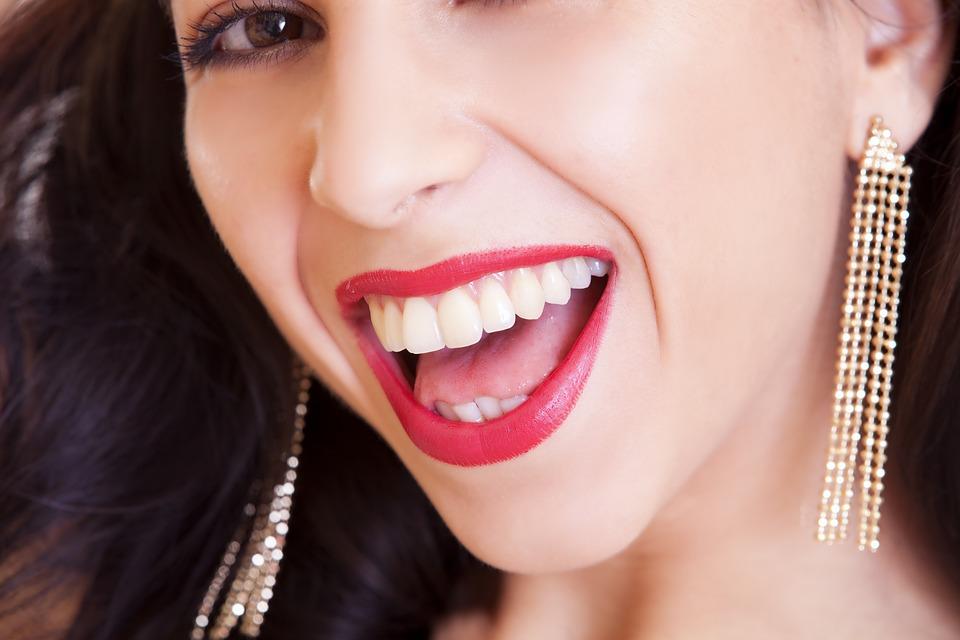 sourire dents