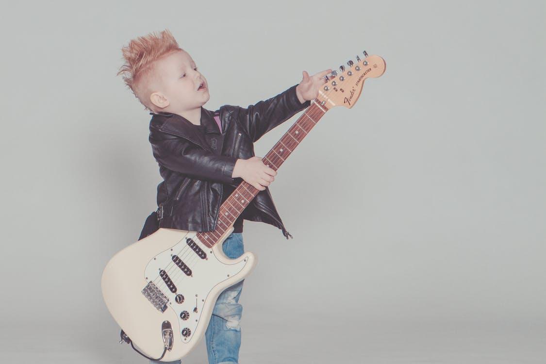 Les activités idéales pour un enfant créatif