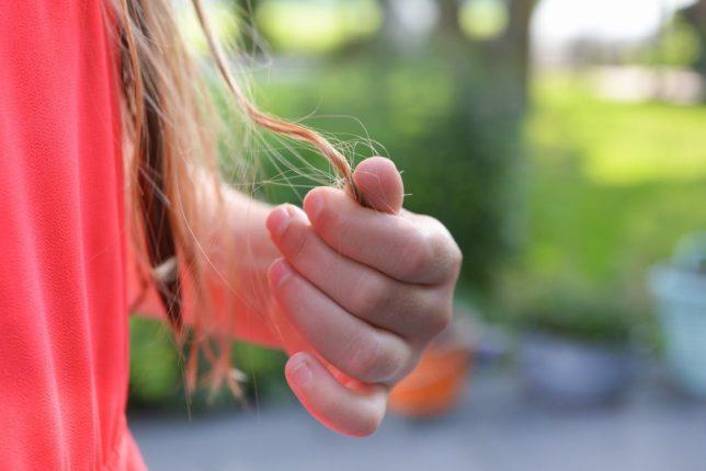 favoriser la repousse des cheveux